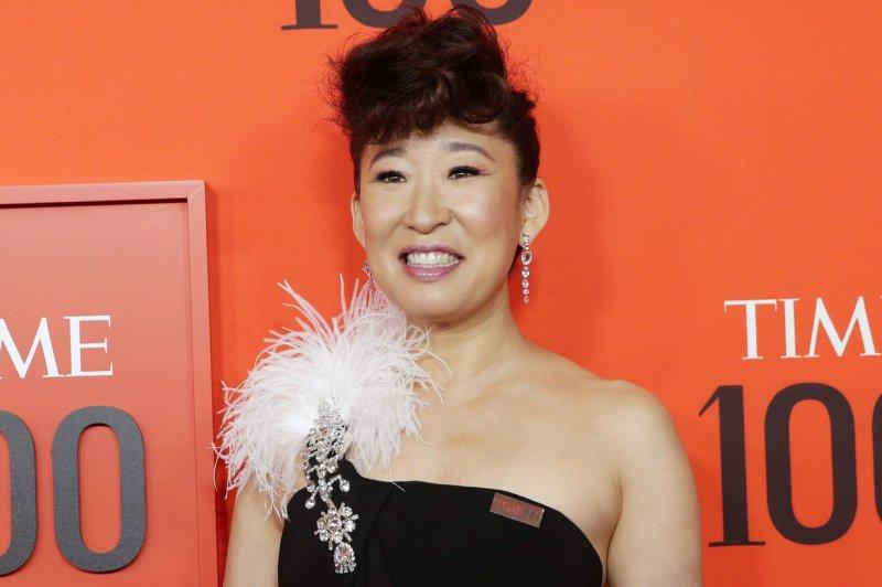 Killing Eve star Sandra Oh. The series has been renewed for a fourth season. File Photo by John Angelillo/UPI