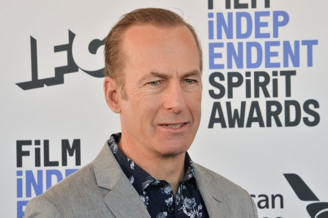 Bob Odenkirk hopes Jimmy McGill/Saul Goodman finds redemption in Better Call Saul. File Photo Jim Ruymen/UPI