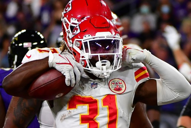 Fantasy football: Chiefs' Williams, Giants' Toney among best Week 6 adds