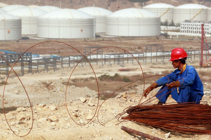 Chevron to send more gas to China