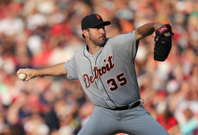 Astros Acquire Justin Verlander From Tigers At Waiver Trade Deadline