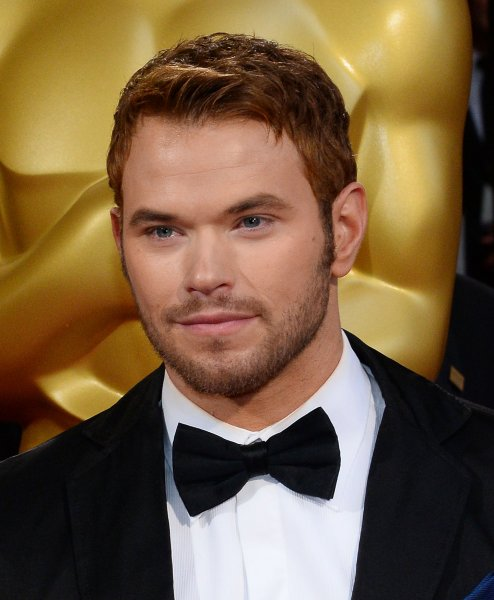 Actor Kellan Lutz has married model Brittany Gonzales. File Photo by Jim Ruymen/UPI