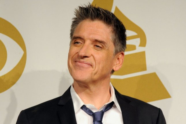 Craig Ferguson appears backstage during The Grammy Nominations Concert Live -- Countdown to the Music's Biggest Night event in Los Angeles on December 1, 2010. The comedian is to host a new SiriusXM radio show, starting next month. File Photo by Jim Ruymen/UPI