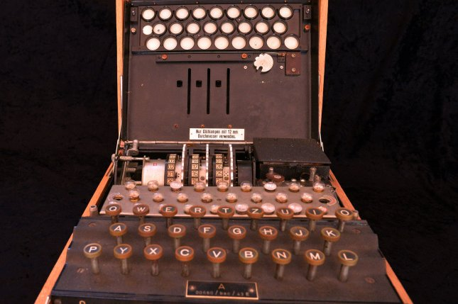 Rare Nazi Enigma machine used during World War II up for