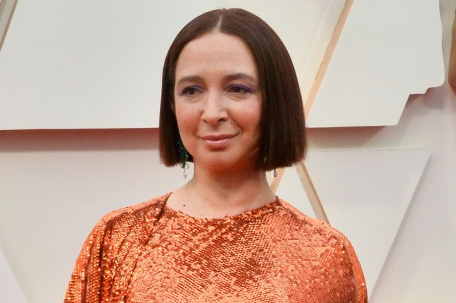 Maya Rudolph said the Pixar film Luca captures the most terrifying aspect of parenthood. File Photo by Jim Ruymen/UPI