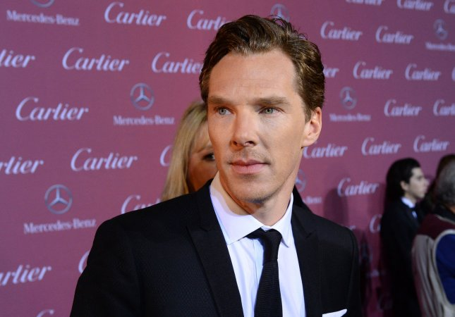 Actor Benedict Cumberbatch attends the 26th annual Palm Springs International Film Festival awards gala at Palm Springs Convention Center in Palm Springs, California on January 3, 2015. Photo by Jim Ruymen/UPI