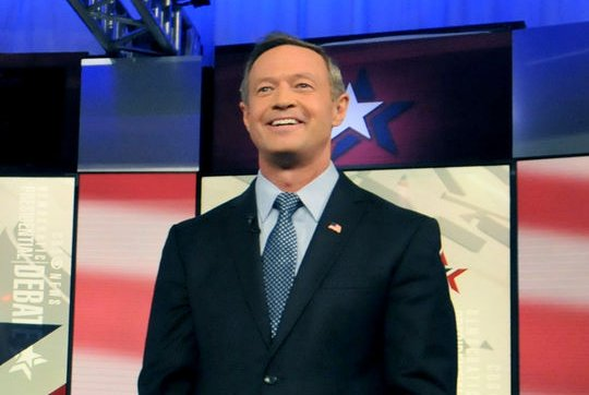 O'Malley complains about weekend debates