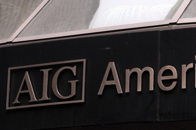 Exterior of the the New York corporate office building of American International Group Inc. as shown on March 16, 2009. AIG is currently involved in the controversial use of government bailout money to fund bonus payouts to employees instead of stabilizing the company. File Photo by Ezio Petersen/UPI