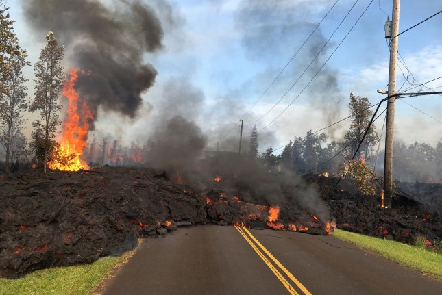 Kilauea eruption claims first injury