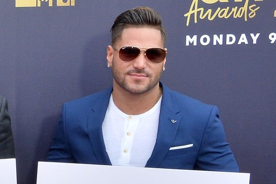 Ronnie Ortiz-Magro and Jen Harley looked happy in new pictures with daughter Ariana Sky. File Photo by Jim Ruymen/UPI