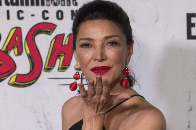 Actress Shohreh Aghdashloo returns for Season 4 of The Expanse on Friday. File Photo by Howard Shen/UPI