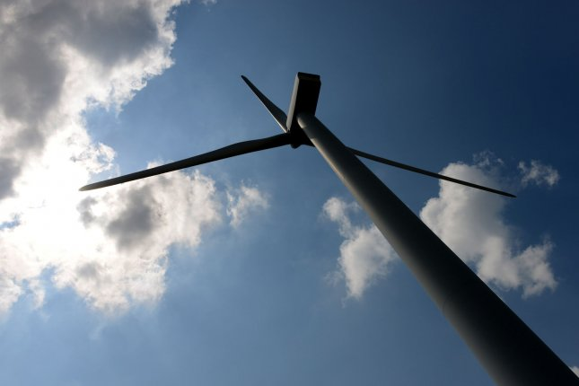 The offshore wind projects could power up to 1.6 million American homes, the Biden administration said. File Photo by Pat Benic/UPI