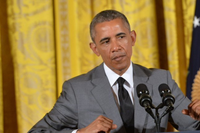 President Barack Obama announced Monday he would lift the 50-year ban on selling military equipment to Vietnam. The move is widely seen as a way to shore up American influence and presence in the region to counter growing Chinese presence. Photo by Kevin Dietsch/UPI