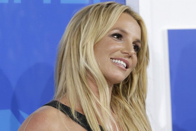 Britney Spears at the MTV Video Music Awards on August 28. The singer is mom to sons Preston and Jayden. File Photo by John Angelillo/UPI