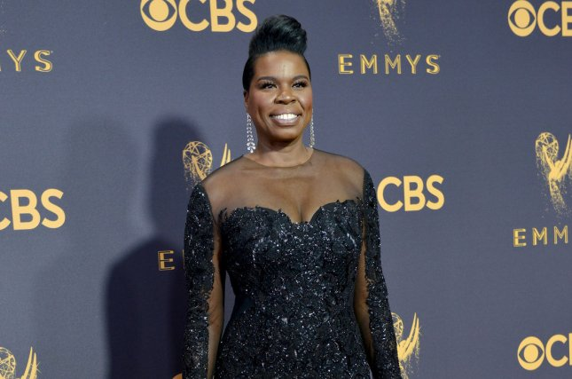 Leslie Jones will be helping NBC cover the Olympics once again. File Photo by Christine Chew/UPI