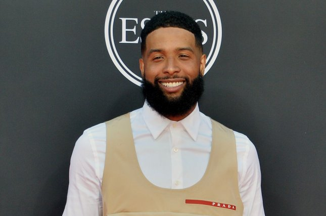 Cleveland Browns wide receiver Odell Beckham Jr. made the Pro Bowl in each of his first three NFL seasons, but has missed 16 games in his last two seasons. File Photo by Jim Ruymen/UPI