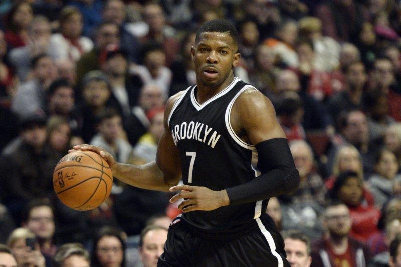 Former Brooklyn Nets forward Joe Johnson last played in the NBA during the 2017-18 season. File Photo by Brian Kersey/UPI