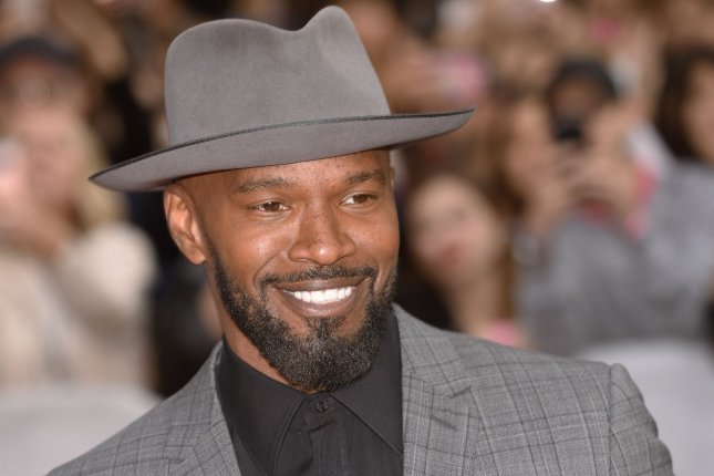 Jamie Foxx will be receiving the Excellence in the Arts Award from the American Black Film Festival. File Photo by Chris Chew/UPI