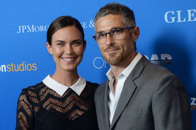 Dave Annable (R) with Odette Annable. Dave Annable will be a guest star on NBC's This is Us. File Photo by Jim Ruymen/UPI