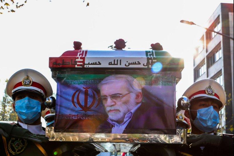 Report: Iranian nuclear scientist slain with Israeli remote-control gun