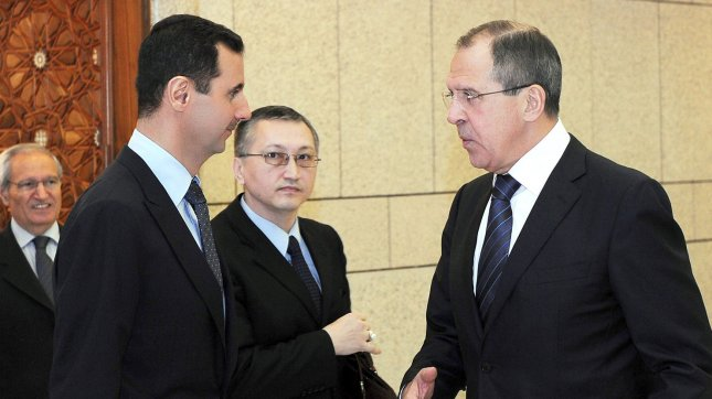 Russia honors existing Syrian arms deals