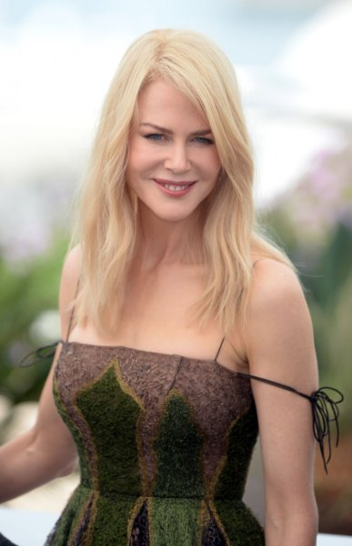 Nicole Kidman attends a Cannes International Film Festival photocall for The Killing of a Sacred Deer on May 22. File Photo by Rune Hellestad/UPI