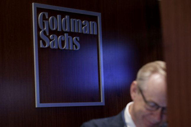 Goldman Sachs pledged to re-evaluate the credit-issuing process as a result of complaints that men were given larger credit lines than women. File Photo by John Angelillo/UPI