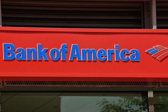 In addition to raising pay by 2025, Bank of America said Tuesday it's requiring all its U.S. vendors to pay their employees at least $15 per hour.File Photo by Alexis C. Glenn/UPI