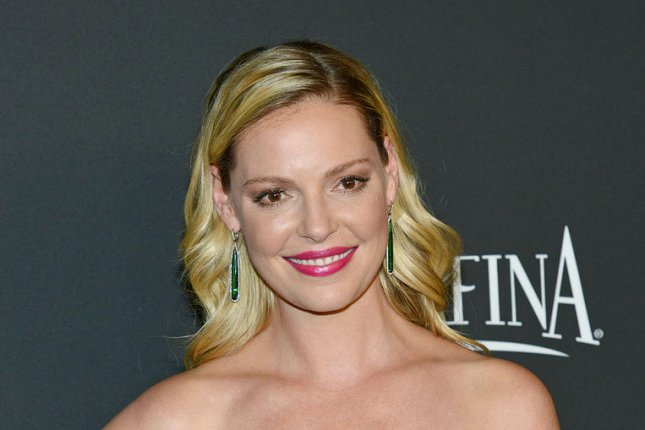 Katherine Heigl at the InStyle and Warner Bros. Golden Globes after-party on January 11. The actress will star on new CBS pilot 'Doubt.' File photo by Christine Chew/UPI