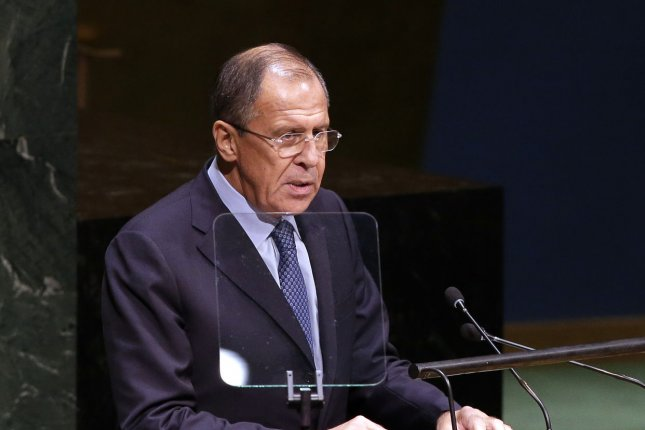 Russian Federation Minister for Foreign Affairs, Sergey Lavrov, pictured, and Bolivian Foreign Minister David Choquehuanca met Tuesday to discuss possible sales of Russian weaponry to the South American country. File photo by John Angelillo/UPI