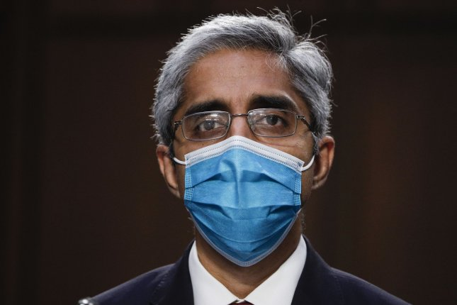 Dr. Vivek Murthy was confirmed Tuesday as surgeon general of the Public Health Service. Pool Photo by Tom Brenner/UPI