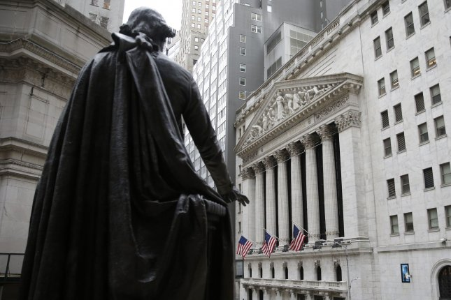 The S&P 500 hit a record closing high of 4,239.18 on Thursday as investors largely shrugged off a Bureau of Labor Statistics report detailing rising inflation. File Photo by John Angelillo/UPI