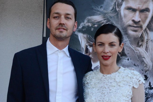 British filmmaker Rupert Sanders (L) hasn't seen his wife, actress Liberty Ross (R), since news of his affair with Kristen Stewart broke last month, People.com said. Both Sanders and Stewart issued public apologies for hurting their respective partners after photos were published July 24 showing the director and his Snow White and the Huntsman leading lady embracing and kissing. Sanders and Ross have been married seven years and are the parents of two children. The couple are pictured attending a screening of the film on May 29. UPI/Jim Ruymen/file photo