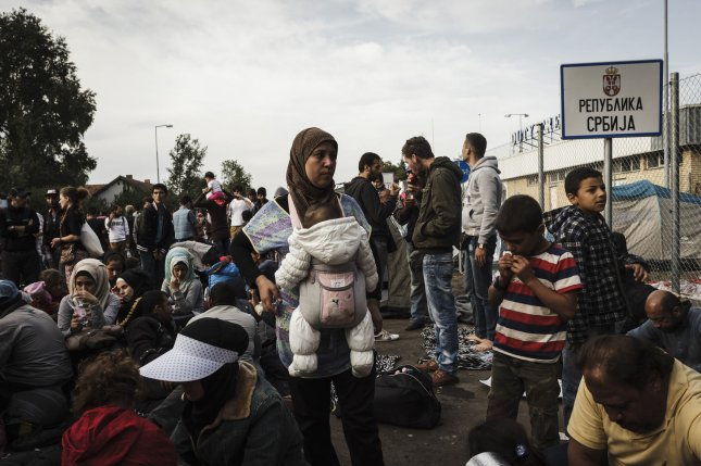 European leaders agree to 100,000 migrant reception spaces; drowning boy saved