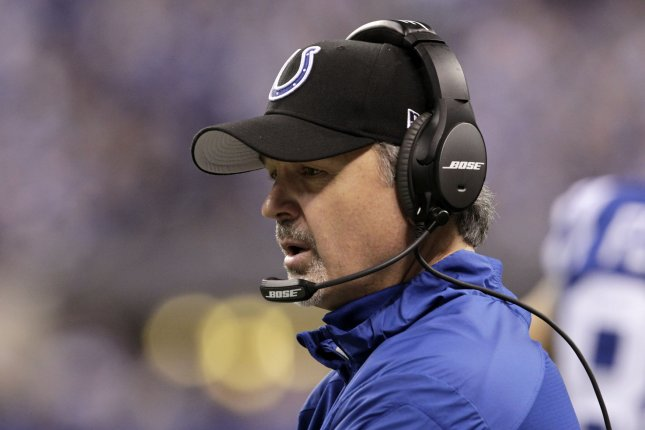 Chuck Pagano still has no timeline for Andrew Luck's return