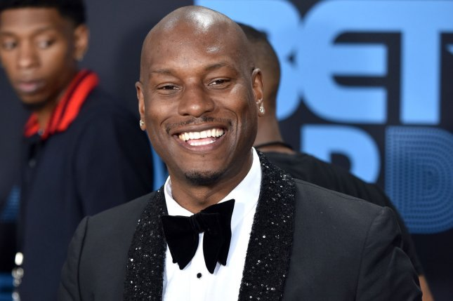 Tyrese Gibson is set to star as R&B legend Teddy Pendergrass in a new biopic. File Photo by Christine Chew/UPI
