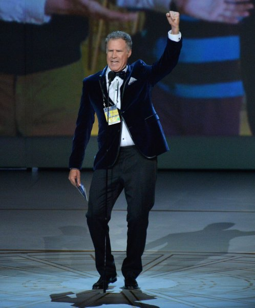 Actor-producer Will Ferrell and filmmaker Adam McKay are ending their creative partnership known as Sanchez Productions. File Photo by Jim Ruymen/UPI