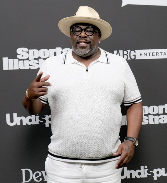 Cedric the Entertainer is set to host the Emmy Awards on Sept. 19. File Photo by Gary I Rothstein/UPI