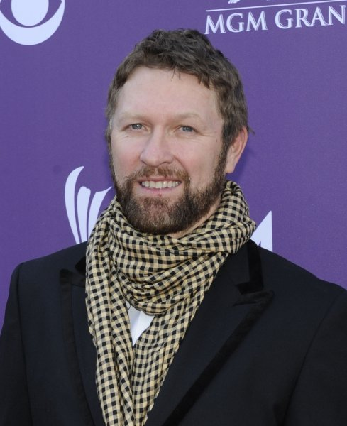 Singer Craig Morgan arrives at the 48th annual Academy of Country Music Awards on April 7, 2013. His 19-year-old son, Jerry Greer, went missing Sunday following a boating accident in the Tennessee River. File Photo by David Becker/UPI