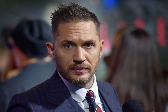 Tom Hardy has signed on to star in the Netflix film, Havoc. File Photo by Chris Chew/UPI