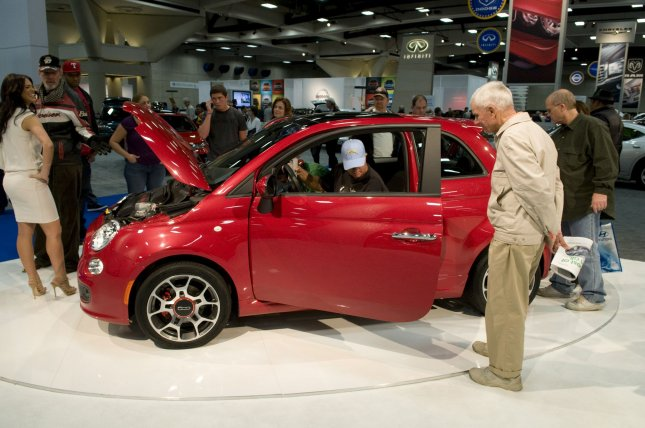 CEO Calls Fiat Split Essential UPIcom - San diego convention center car show