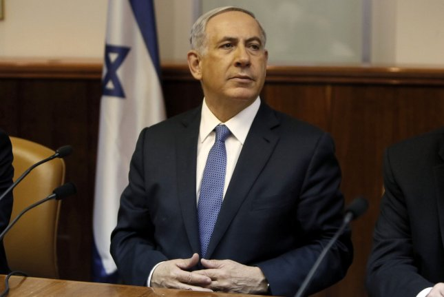 Israeli Prime Minister Benjamin Netanyahu said the investigation by the United Nations is anti-Israeli. Pool Photo by Gali Tibbon/UPI