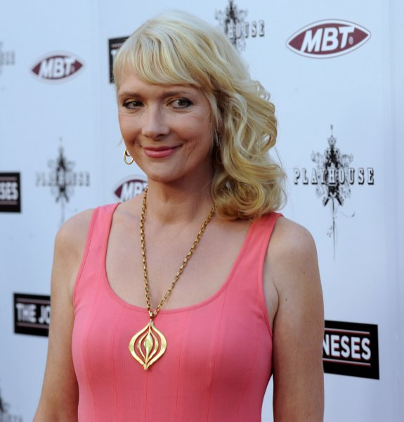 Glenne Headly, a cast member in The Joneses, attends the premiere of the film at the Arclight Cinerama Dome in Los Angeles on April 8, 2010. Headly died on Thursday night at the age of 63, her representatives confirmed. File Photo by Jim Ruymen/UPI