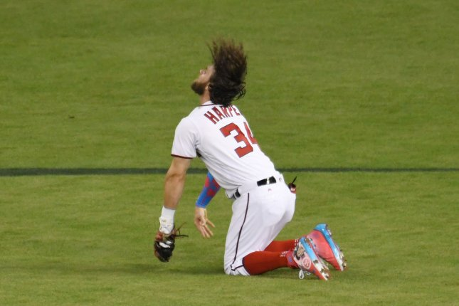 PHOTO: Bryce Harper's All-Star Game Cleats Are Incredible