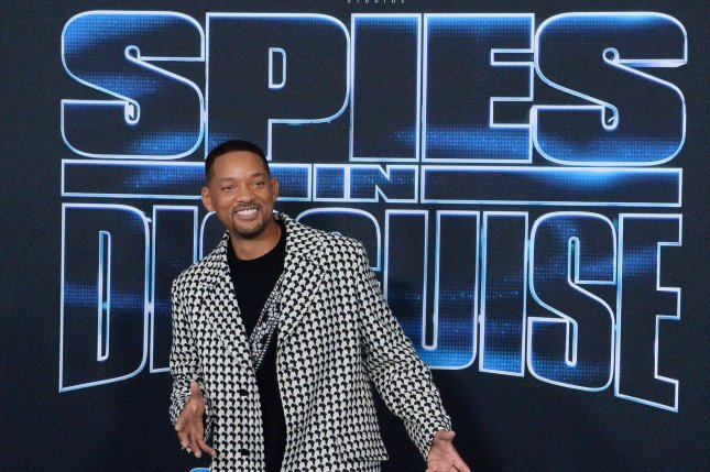 Will Smith's Bad Boys For Life is the No. 1 movie in North America. File Photo by Jim Ruymen/UPI