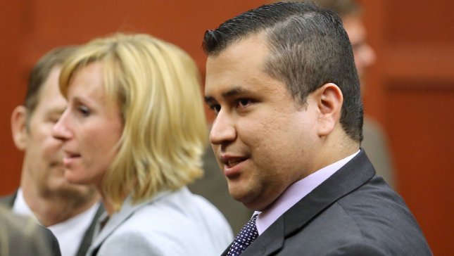 George Zimmerman. File/UPI/Joe Burbank/Pool