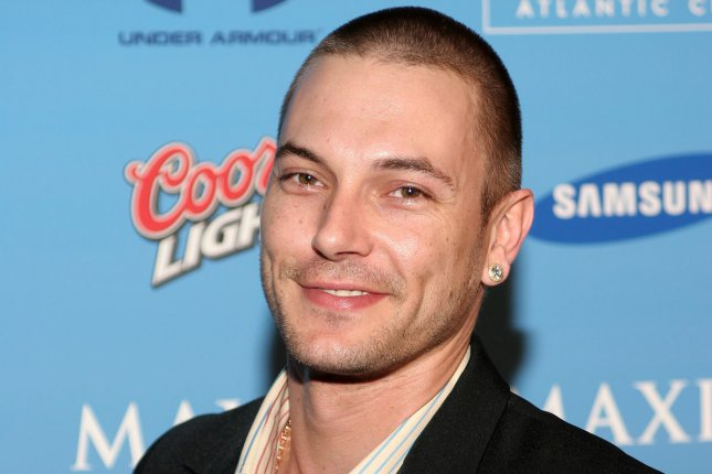 Kevin Federline. (UPI Photo/Martin Fried)
