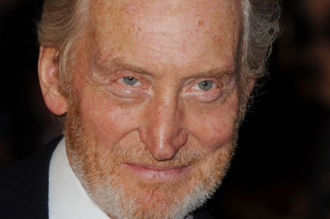 British actor Charles Dance revealed there is a Game of Thrones movie possibly happening. UPI/Rune Hellestad