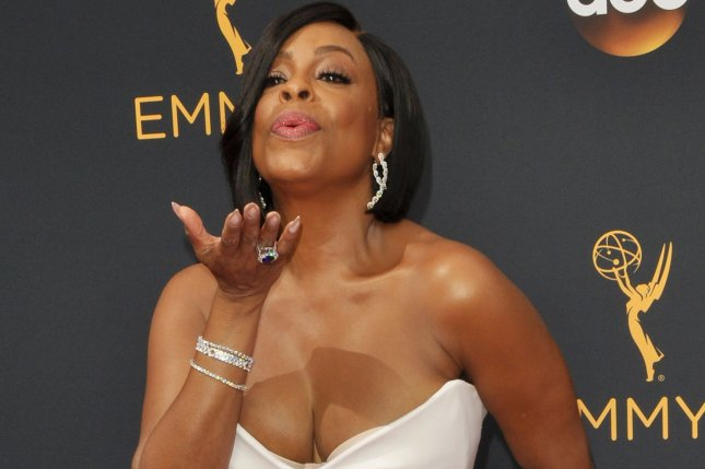 Claws actress Niecy Nash arrives for the 68th annual Primetime Emmy Awards on September 18. File Photo by Christine Chew/UPI