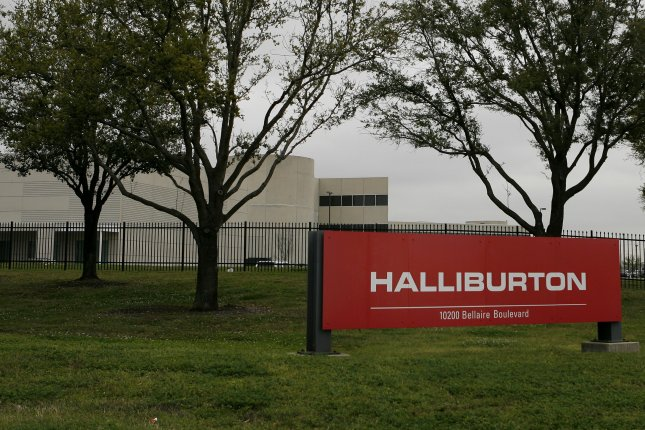 Drilling services contractor Halliburton has reported a strong recovery for the second quarter, showing revenue of $5 billion. File photo by Aaron M. Sprecher/UPI